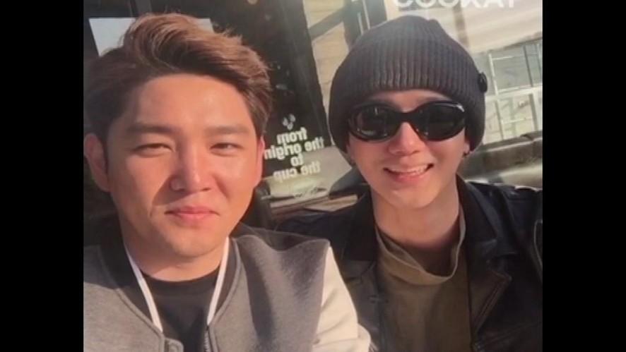[매떠여 슈주] 매떠여 시즌1- 강릉편 셀프캠4