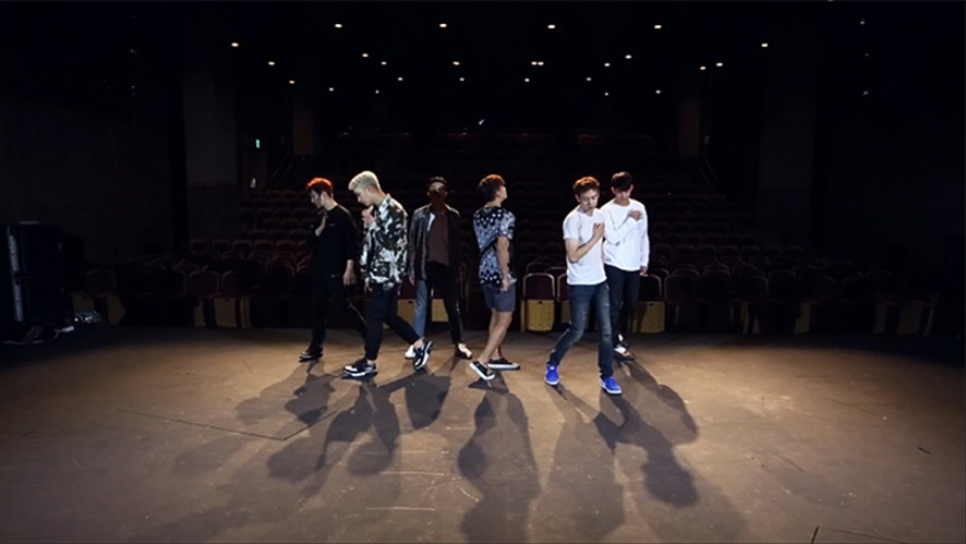 "2PM ""Promise (I'll be)"" Dance Practice Video"