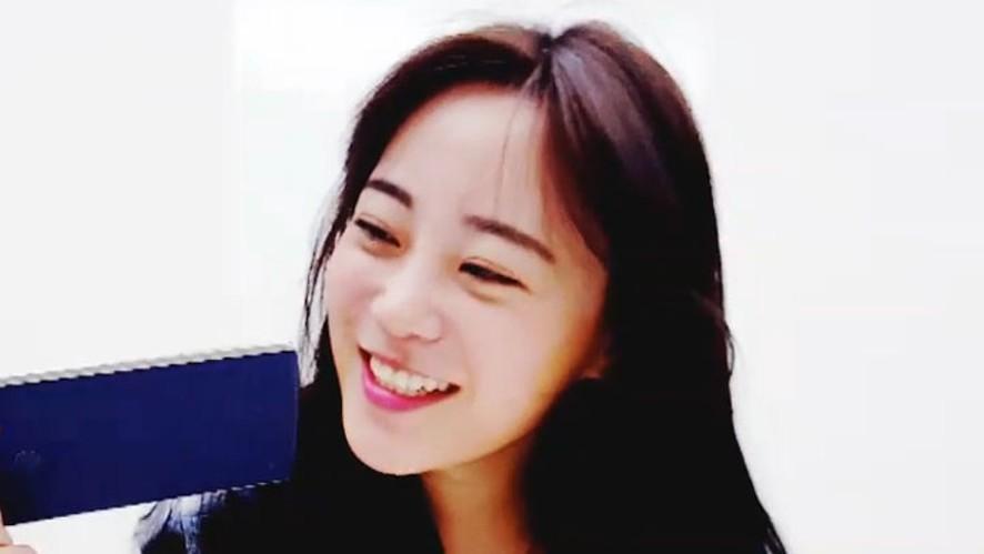 [YOUNGJI] 영지-귀여움=0 (Cutie girl Youngji)