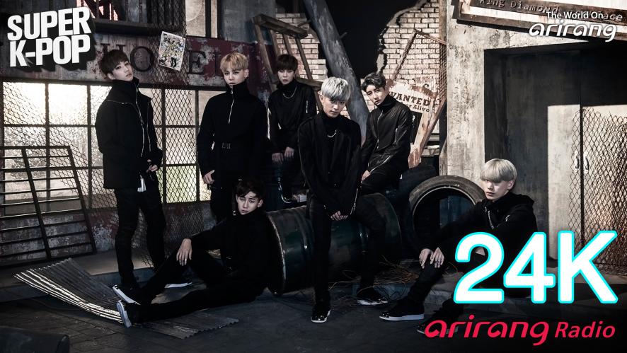 Arirang Radio(Super K-Pop/ 24K)