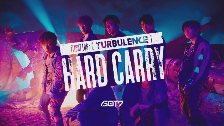 "GOT7(갓세븐) ""하드캐리(Hard Carry)"" Choreography M/V"