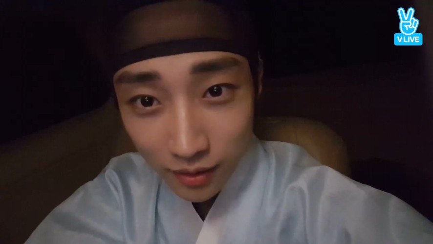 [B1A4] 나으리 연모하고 있습니다..💕(Jinyoung's sweet voice)
