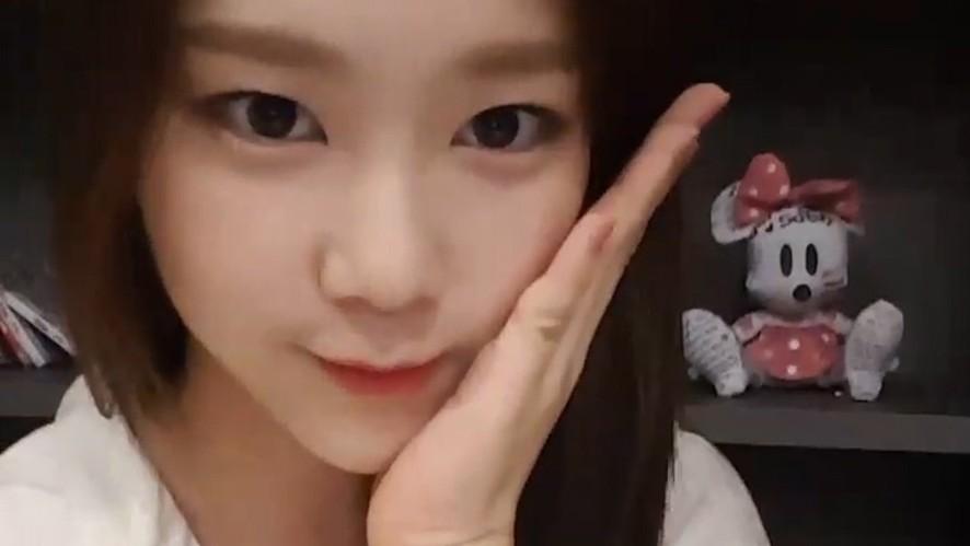 [OH MY GIRL] 설렘주의 지호와의 영상통화📞💞  (Video Call with JiHo)