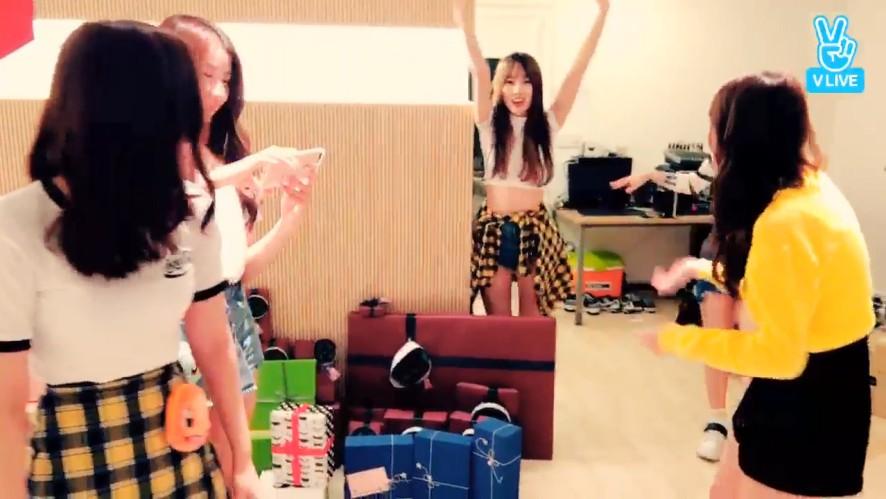 [GFRIEND] 1004 유주의 승천을 반대합니다😢(Happy Birthday to Yuju)