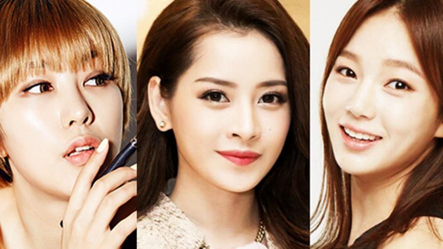 CHI PU's K-BEAUTY Trip #LIKE IT 씬님의 쎈 Night Makeup @HONGDAE (feat. 씬님, 미스코리아 뷰스타 이쌀)
