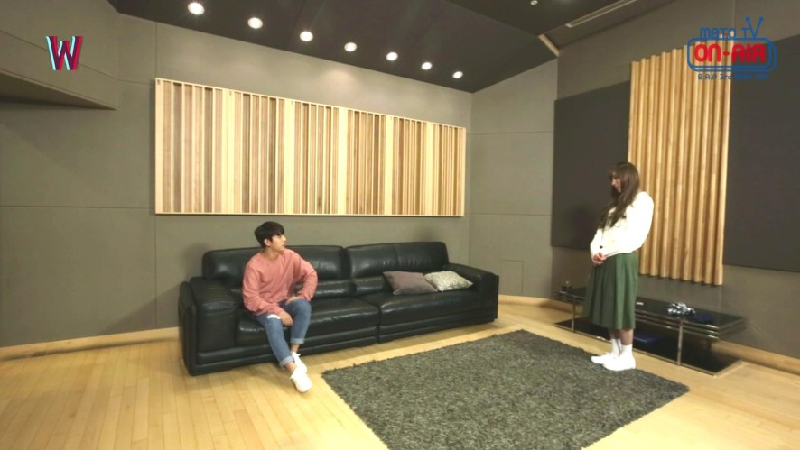 [MATO TV ON-AIR] B.A.P Dae Hyun & Jong Up DRAMA Parody - W