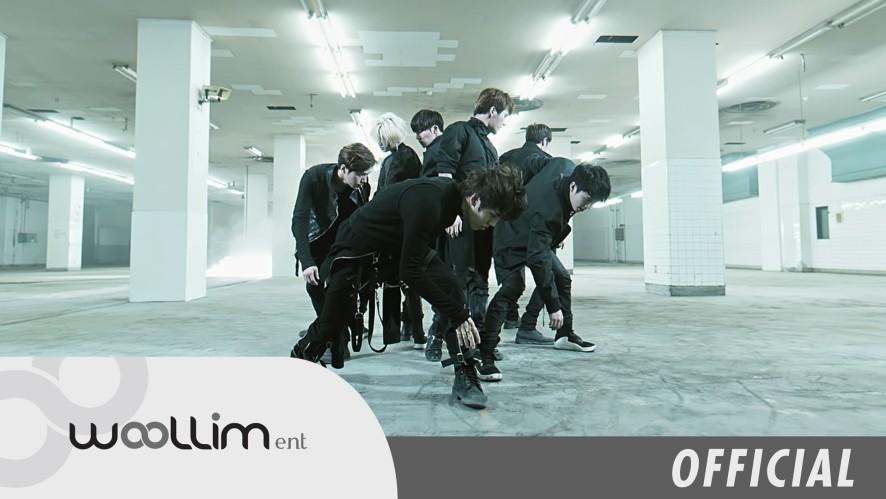 "[V 최초공개] 인피니트(INFINITE) ""태풍 (The Eye)"" (Choreography Ver.) MV"