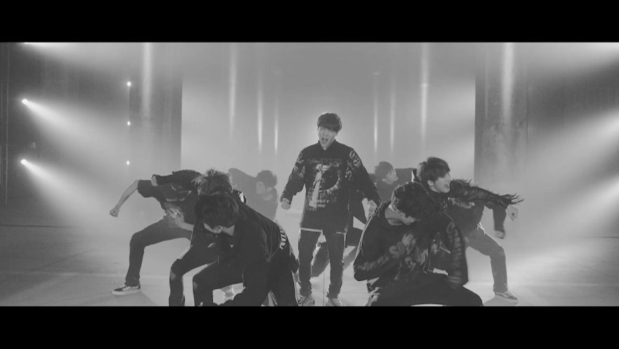 펜타곤 - 'Gorilla' Official Music Video