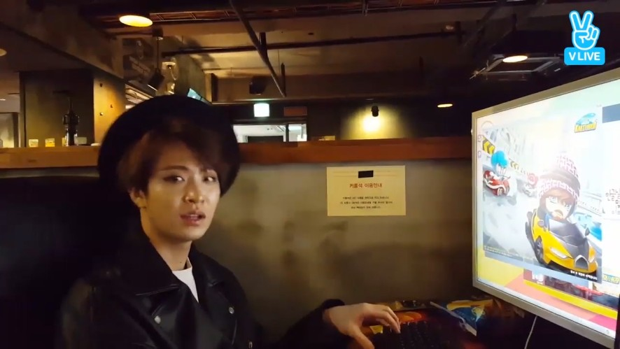 [GOT7] #게임보이_최영재_귀여워 (Young-Jae playing games)