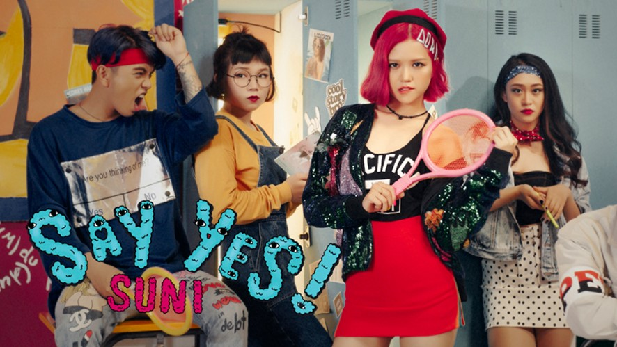 Suni Hạ Linh - Say Yes   Official MV