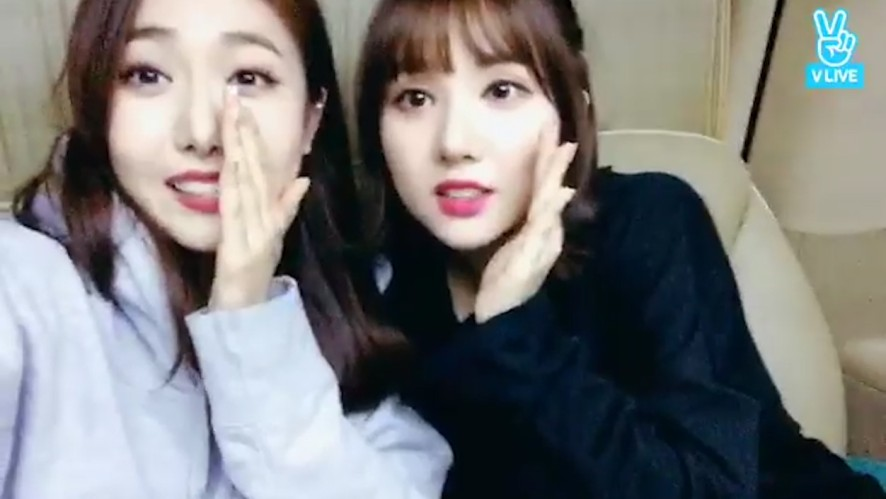 [GFRIEND] 여친이들의 잘자요💕(GFRIEND saying good night with sweet voice)