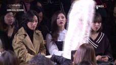 파파라치_소녀시대 수영이 전하는 서울패션위크 Fashion Week of Girls' Generation  [2017SS 헤라 서울패션위크]