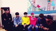 GOT7은 오늘도 리얼리티 촬영중!!♡♡