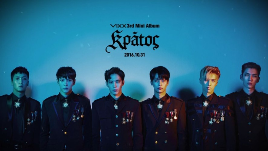 VIXX 3rd Mini Album [Kratos] 'Highlight Medley'