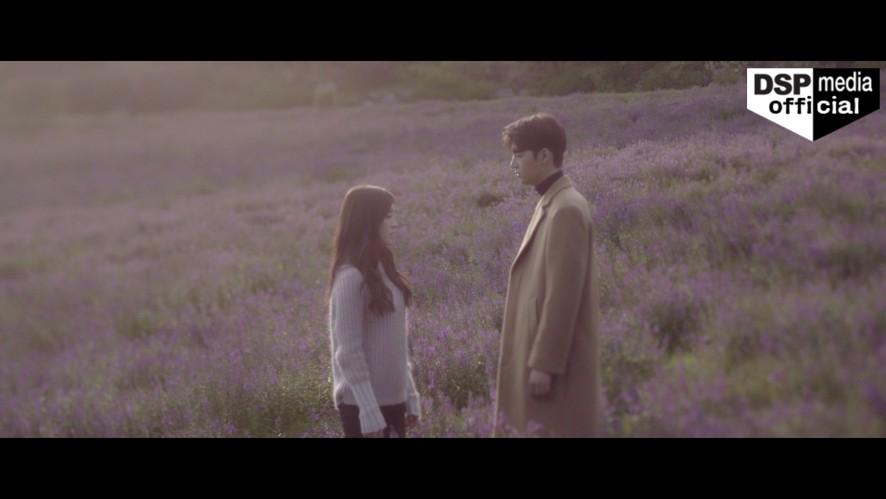 오종혁, 지숙(레인보우) - 시들어 M/V Trailer
