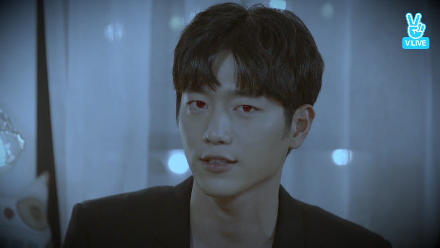 [V DRAMA] 벌써 뱀파이어 강준한테 피 빨렸다(If Kangjoon acts a vampire..)
