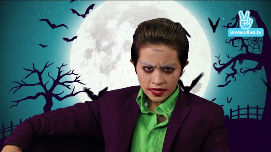 Bí mật Halloween của Gil