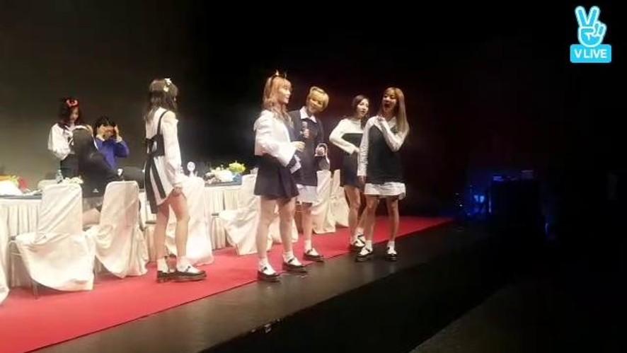 TWICE 1st 팬싸인회 SHOWTIME