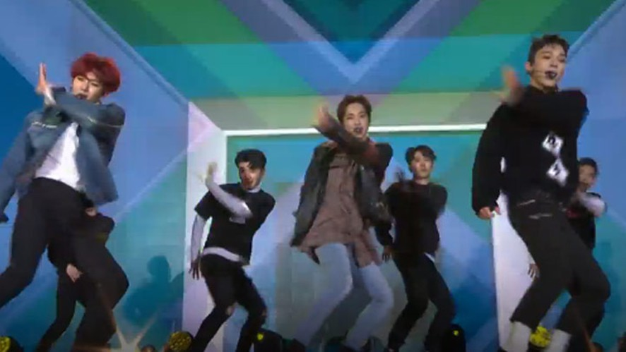 [HIGHLIGHT] Hey Mama! - EXO-CBX(첸백시) HOT DEBUT STAGE