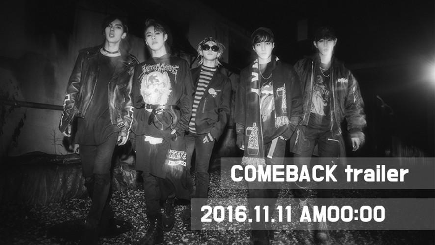[선공개] 임팩트 COMEBACK trailer. 11월11일 자정 컴백