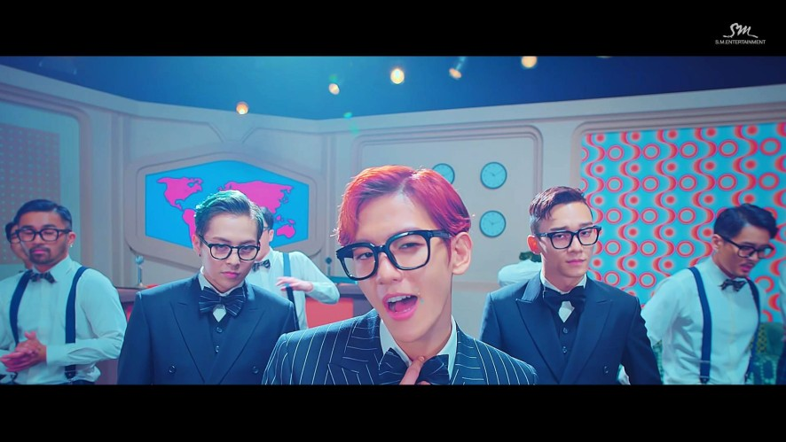 EXO-CBX (첸백시)_Hey Mama!_Music Video