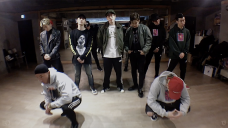 Block B BASTARZ - 'Make It Rain' Dance practice video