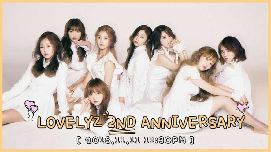 LOVELYZ 2nd ANNIVERSARY