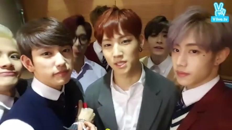 [1년 전 오늘의 GOT7] 몰카덕후 갓세븐의 연기력 (GOT7's surprise for IGOT7)