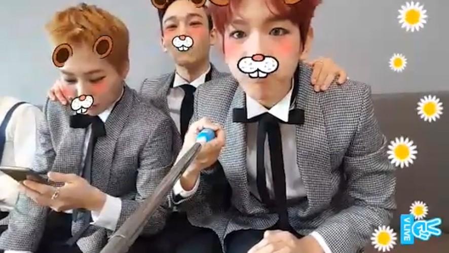 [EXO] 쳉뱅싱 깅영웡😲💕  (So cute EXO-CBX)