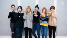HELLOVENUS 헬로비너스 - '2017대학수학능력시험' 응원 메세지