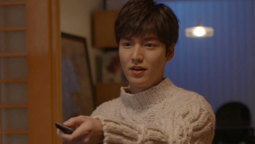 [Replay]이민호의 앞터V(LEE MIN HO's Early Interview)