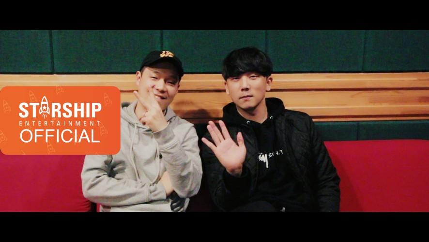 [Making Film] 정기고 (JUNGGIGO) _ HEY BAE (Feat. 팔로알토) 녹음실