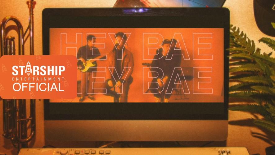 [MV] 정기고(JUNGGIGO)_ HEY BAE (Feat. 팔로알토)