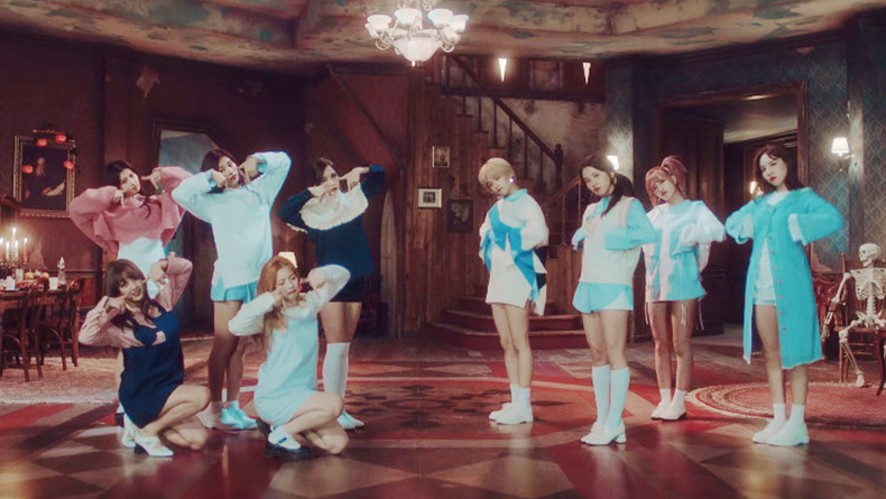 "TWICE(트와이스) ""TT"" Dance Ver. M/V"