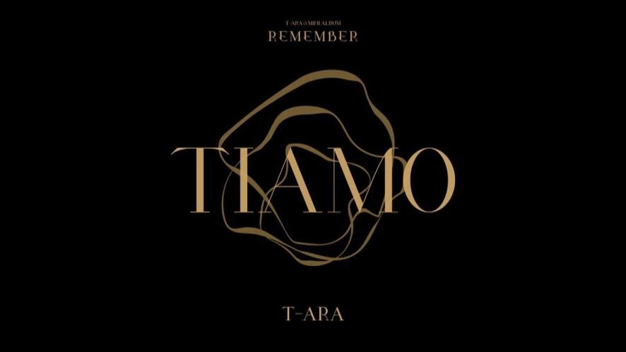 "[T-ARA] 티아라 ""TIAMO"" Dance Practice Video"