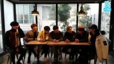 GOT7은 리얼리티 촬영중! 우리 또 왔어요!!♡♡