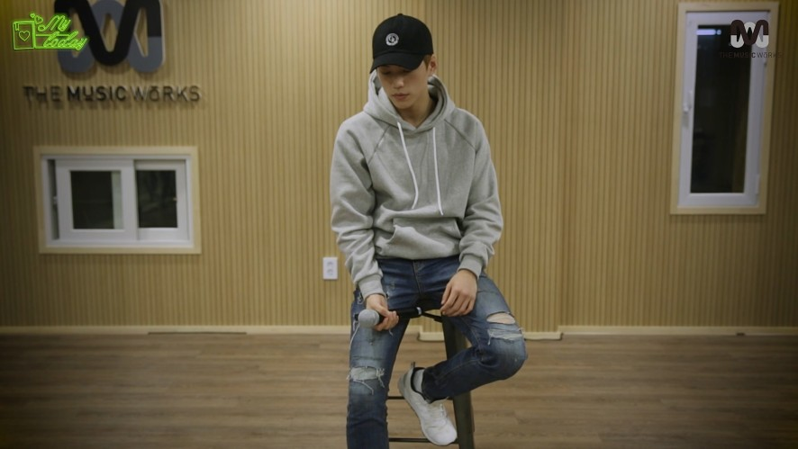 ★마이틴★ MYTEEN SHOW EP.22 - MYTODAY : 우주를 건너 (시헌 cover ver.)