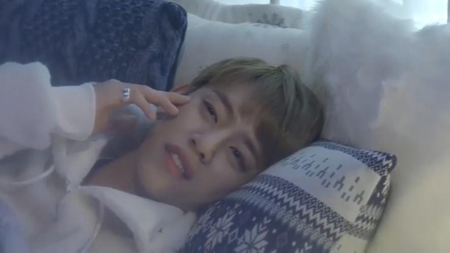 [B.A.P] 제스쳐가 상당히 귀여운 댛니(Daehyun's adorable gesture)