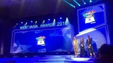 Chi Pu, Choi Jin-hyuk & PPAP's Piko Taro at WebTV Asia Awards 2016