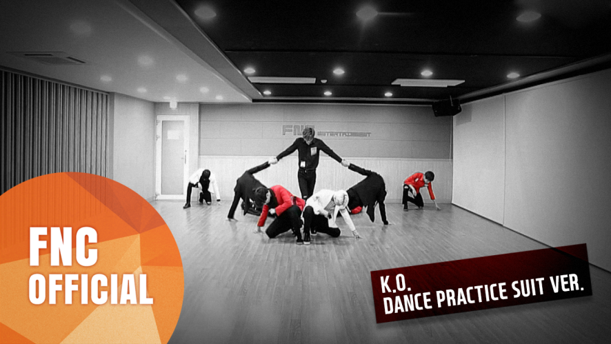 SF9 – K.O. 안무 연습영상(Dance Practice Video) SUIT Ver.