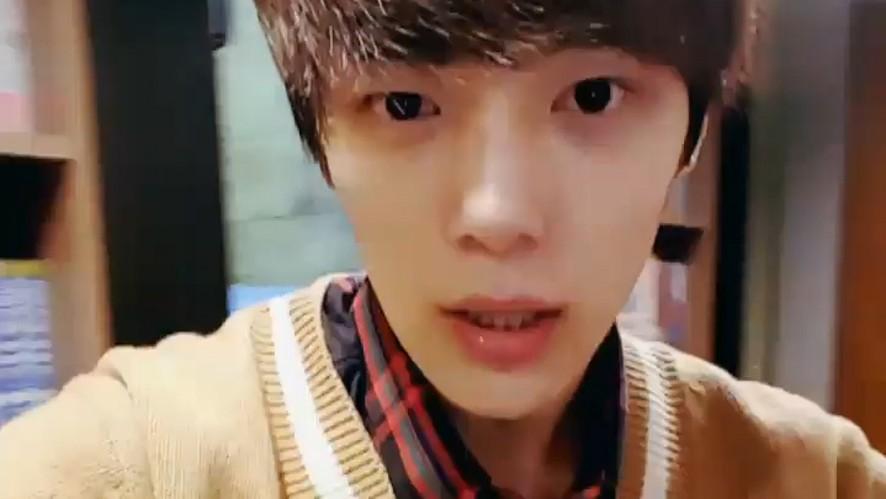 [MONSTA X] 혼방 중에 멤버들을 만난 민혁이(Minhyuk meeting Shownu&Kihyun)