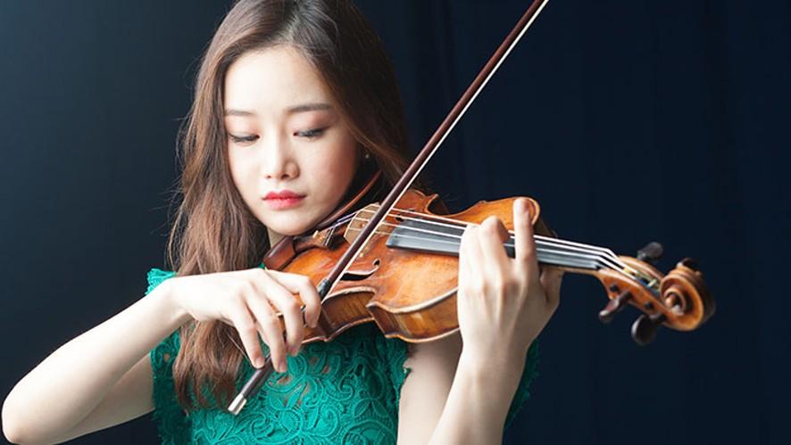 Violist Bomsori Kim Recital Epilogue Interview 바이올리니스트 김봄소리 리사이틀 소감