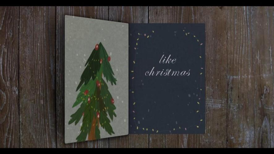 [스웨덴세탁소] D-1 싱글 앨범 Like Christmas 발매