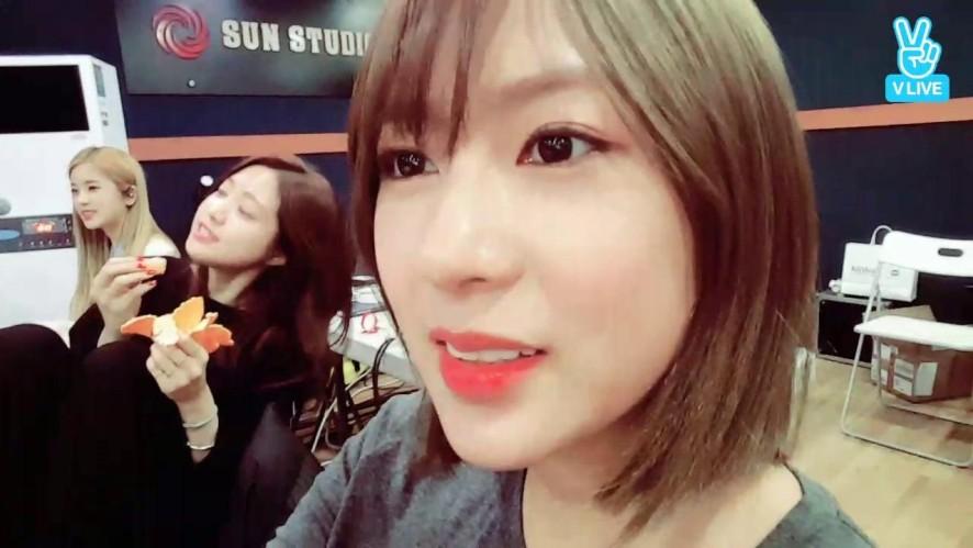 Apink's Broadcast (콘서트 밴드 합주!)