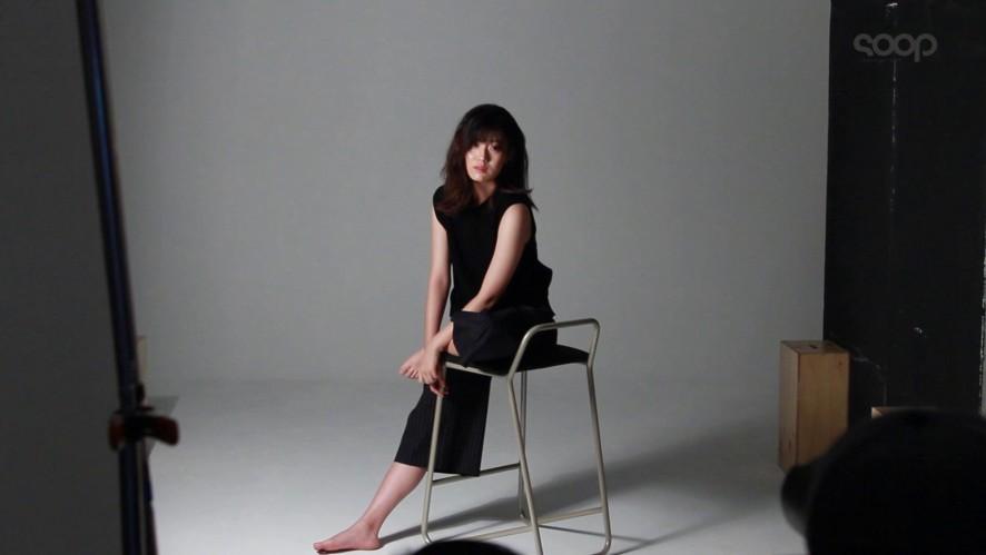 [남지현] 소녀에서 여인으로! 성숙한 한가득 담은 화보 현장 공개~