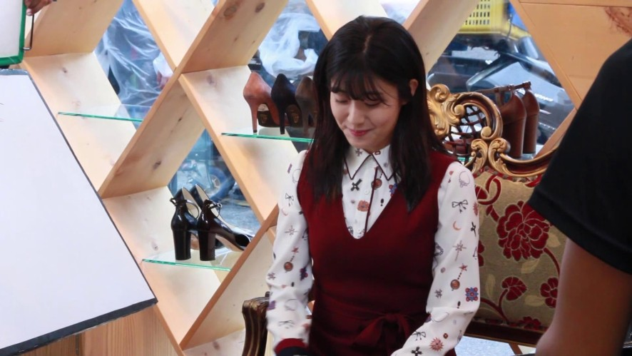 [남지현] '쇼핑왕 루이' 복실복실 고복실의 부산 촬영기!