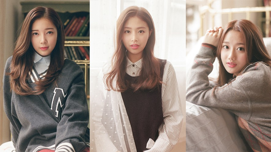 [APRIL] 언니라인의 '잠깐만' V앱 (feat. 채경, 채원, 나은)