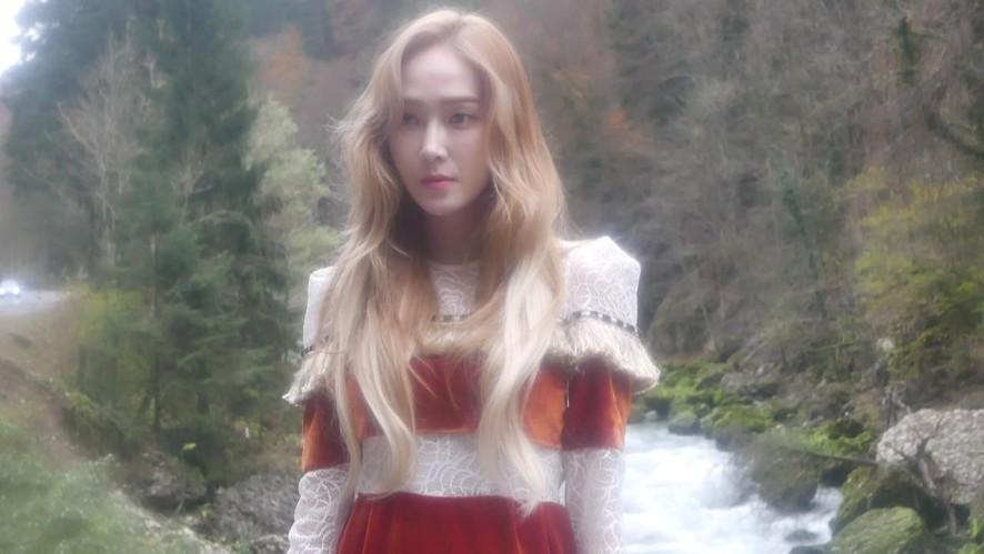 Jessica 'Wonderland' 자켓 Making Film