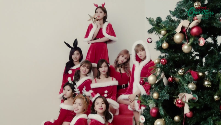 TWICE(트와이스) 3rd Mini Album CHRISTMAS EDITION Behind Film