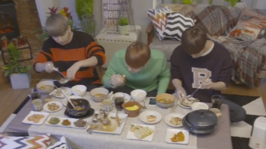 [Replay] VIXX HYUK & LEO & HONGBIN's <NIGHT EATING SHOW> 빅스 혁&레오&홍빈 X 같이먹어요
